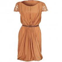 10Feet Cocktailkleid / festliches Kleid caramel