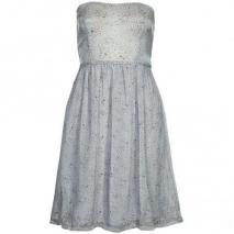 Aggabarti Baluce Kleid etoiles gris