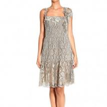 Alberta Ferretti Dress Grey