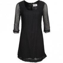 Alice by Temperley Sleeved Davis Dress Cocktailkleid / festliches Kleid black
