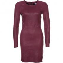 American Retro Joy Cocktailkleid / festliches Kleid purple