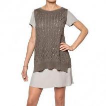 Aniye By Viskose Crepe Tunic Kleid