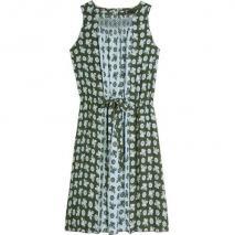 Anna Sui Butterfly Pattern Dress