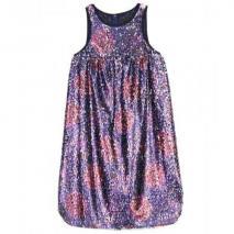 Anna Sui Klimt Kleid Mit Paillettenbesatz