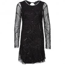 Antik Batik Lora Cocktailkleid / festliches Kleid black