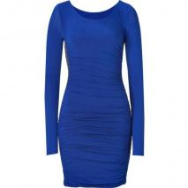 Bailey 44 Blue/Black Desert of Zind Dress