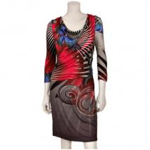 Blacky Dress Jerseykleid Rot
