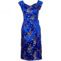 Bombshell by Katya Wildman Cocktailkleid / festliches Kleid blue chinese brocade