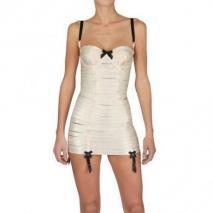 Bordelle Angela Spandex String Body Kleid