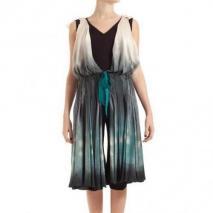 Bragia Bedrucktes Chermeuse Kleid