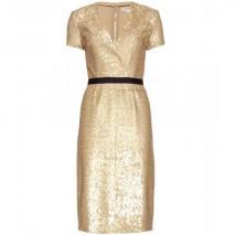 Burberry London Pailletten-Kleid Tula
