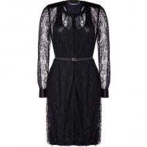 By Malene Birger Black Lace Nanaria Dress
