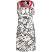 Ck Calvin Klein Cocktailkleid / festliches Kleid white