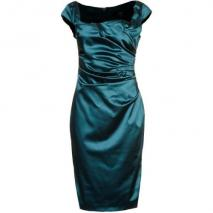 Coast Alva Cocktailkleid / festliches Kleid teal