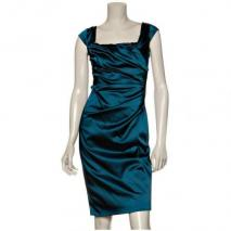 Coast Kleid Alva D/S Dress Blau