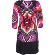 comma, Cocktailkleid / festliches Kleid purple/pink/red/black