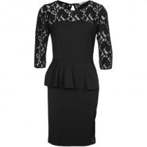 D. Exterior Cocktailkleid / festliches Kleid black