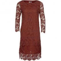 Day Birger et Mikkelsen Denise Cocktailkleid / festliches Kleid brick