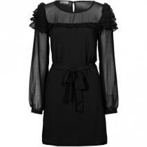 Deby Debo Frene Blusenkleid black