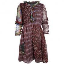 Desigual Atun Cocktailkleid / festliches Kleid mehrfarbig