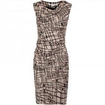 Diane von Furstenberg Gemustertes Kleid