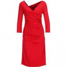 Diane von Furstenberg Kleid Bentley rot