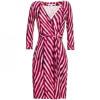 Diane von Furstenberg Kleid New Julian pink