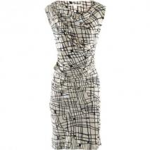 Diane von Furstenberg Toffee Print Dress Ameerah