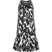 Dkny Cocktailkleid / festliches Kleid black/ivory Schulterfrei