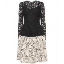 Dolce & Gabbana Kleid Aus Makraméspitze