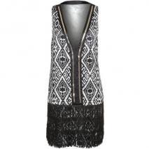 Elisabetta Franchi Cocktailkleid / festliches Kleid black Ärmellos
