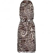 Esprit Collection Sommerkleid charcoal brown