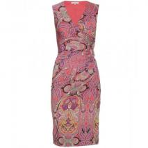 Etro Kleid Mit Paisley-Print Rose