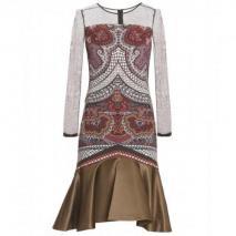 Etro Lady Amanda Paisley-Kleid