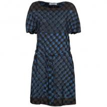 Farhi by Nicole Farhi Blusenkleid heather/flint/black