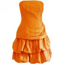 Fashionart Ballkleid orange