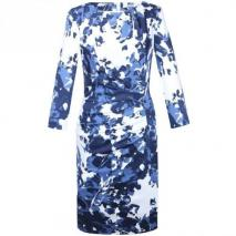 Fashionart Cocktailkleid / festliches Kleid hellblau