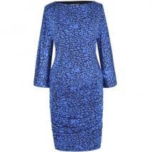 Fashionart Jerseykleid blue