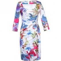 Fashionart Kleid blau