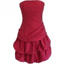 Fashionart kurzes Ballkleid rot