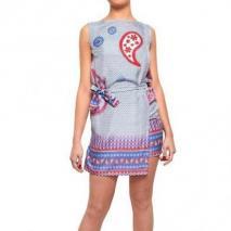 Fattori Wallet Tunic Kleid