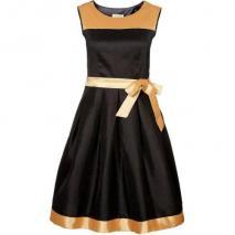 Fever London Roxbury Cocktailkleid / festliches Kleid black/gold
