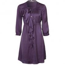 Fornarina Meaux Blusenkleid purple