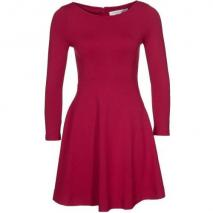 French Connection Valentine Jerseykleid ruby red