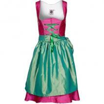 German Princess Blumenhochzeit Cocktailkleid / festliches Kleid pink