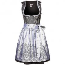 German Princess traditionelles Kleid blau