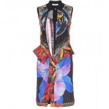 Givenchy Peplum-Kleid Mit Print