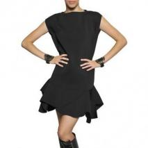 Givenchy Schweres Techno Jersey Kleid