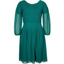 Great Plains Blusenkleid emerald