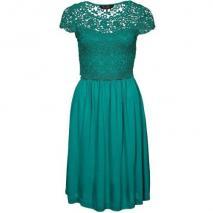 Great Plains Samba Lace Sommerkleid tennis green